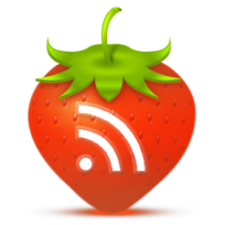 strawberry rss